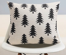 pine scented cushion