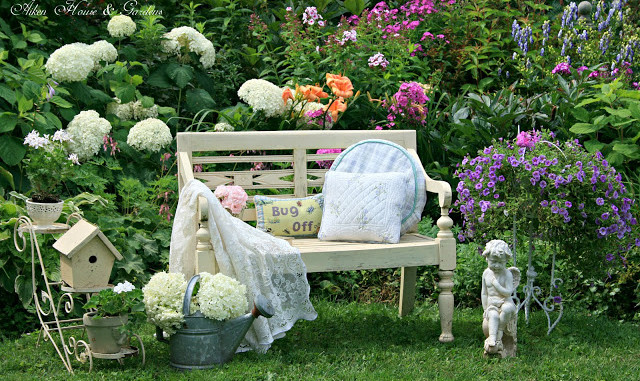 Design The Perfect Romantic Garden