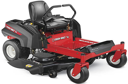 Troy Bilt Mower – the Mustang 54