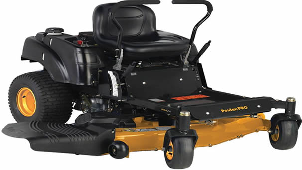 Best Zero Turn Mower For 2018 Poulan Pro P54zx Review