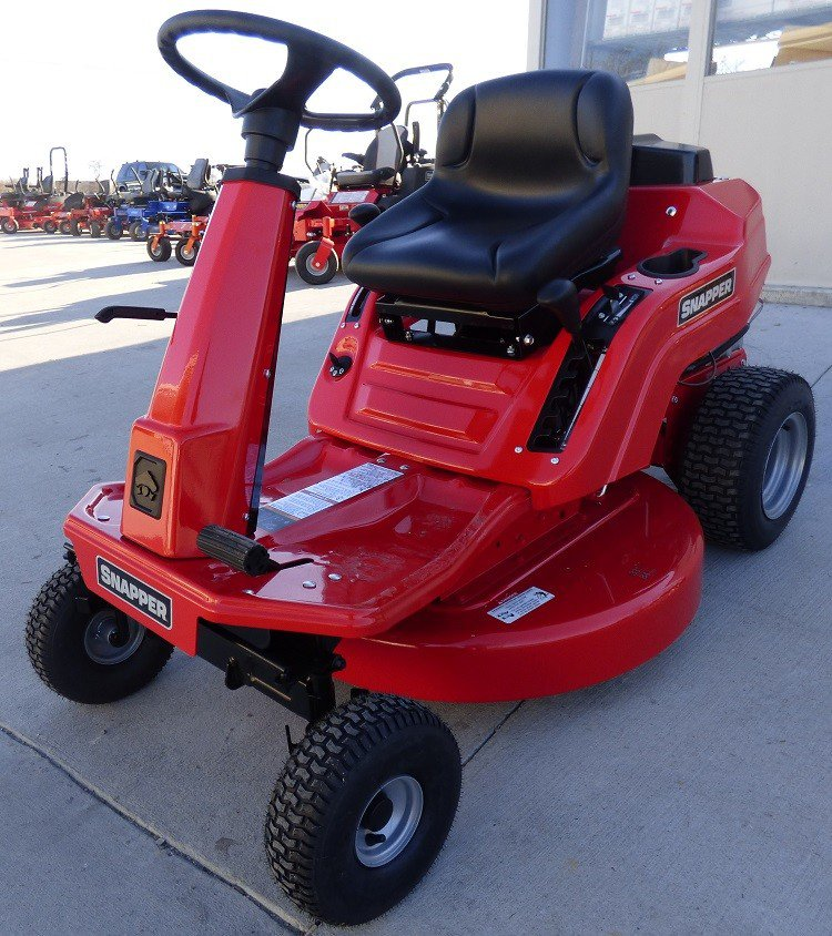 best mid range snapper riding mower