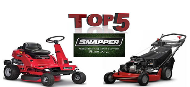 Snapper Mowers Review What Snapper Won T Tell You