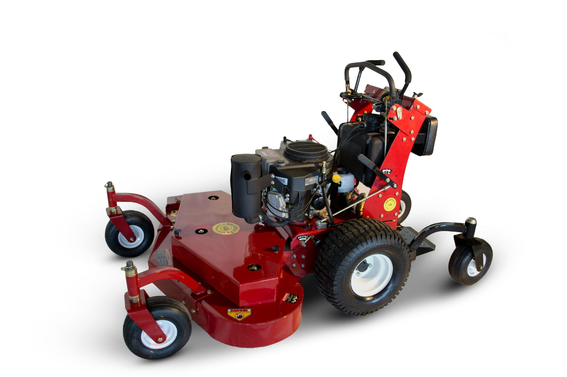 Bradley 48″ one of the best commercial walk behind mowers