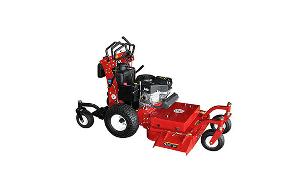 36 Stand On Mower How Does Your Garden Mow