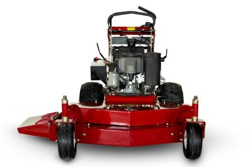 48 Bradley Stand On Zero Turn Commercial Mower