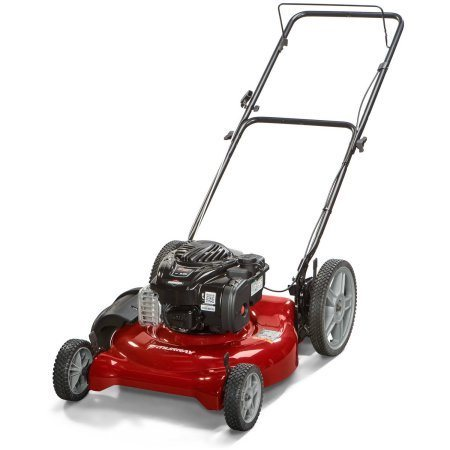 high wheel murray mower