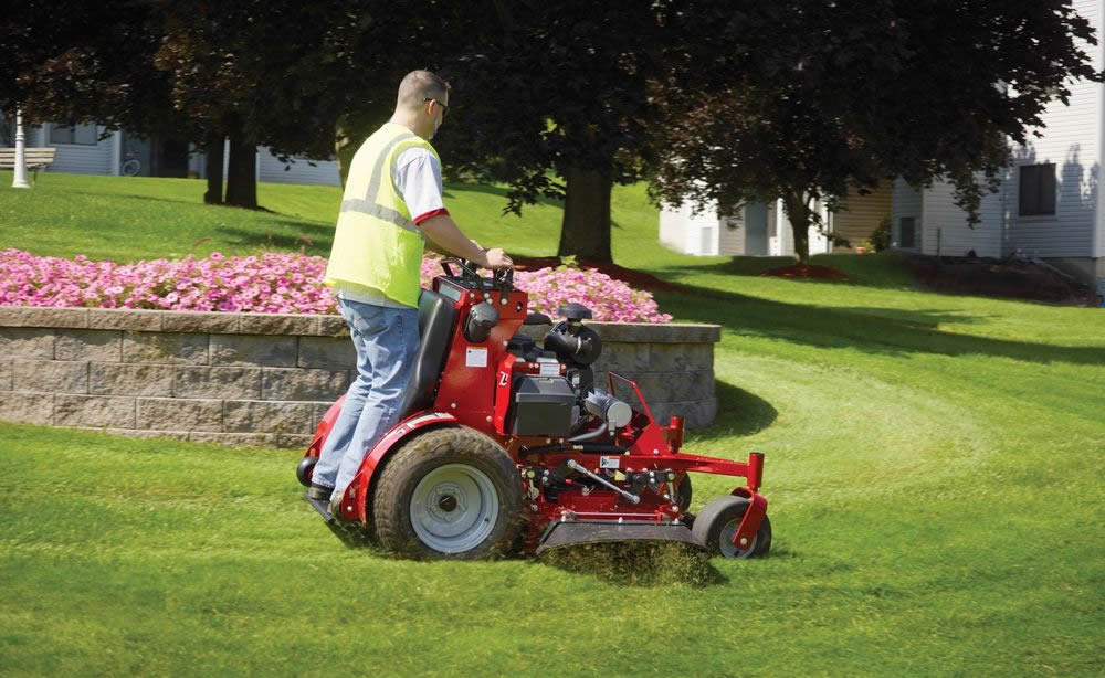 Stand On Mower Reviews Best Stand On Mowers For 2018