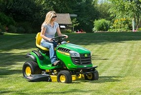 a_large_lawn_requires_a_powered_lawn-mower