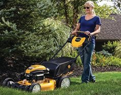 Cub Cadet RWD in action