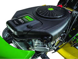 John Deere D140 engine