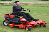 Ariens Ikon in action