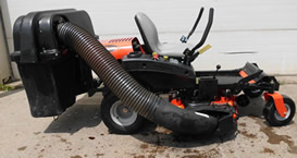 Ariens Zoom with large bagger