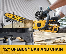 Dewalt Battery Chainsaw