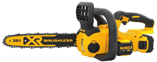 Dewalt Battery Operated Chainsaw Dewalt Max