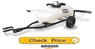 Agri-fab 16 gal. – pull behind sprayer for lawn tractor