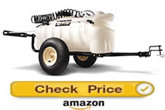 Pull Behind Sprayer For Lawn Tractor