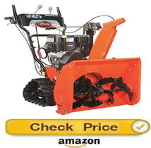 Ariens 2-stage - highest rated snow blowers