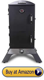 Broil King gas smoker - best smokers under 500