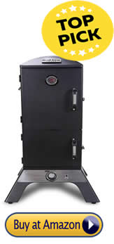 Broil King gas smoker – top pick best smokers under 500