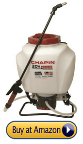 Chapin 63985 backpack sprayer - commercial lawn sprayer equipment