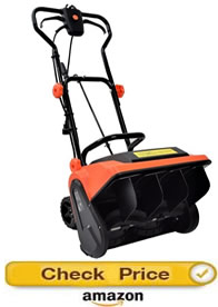 Ejwox 16 cordless - highest rated snow blowers