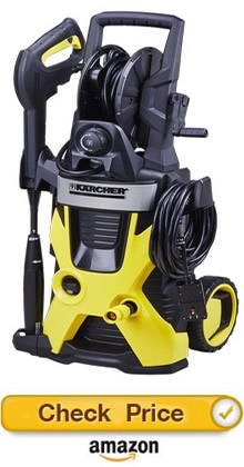 Check price of Karcher- K5- 740 pressure washer on Amazon