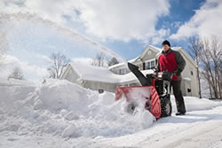 Troy-Bilt Vortex - highest rated snow blowers