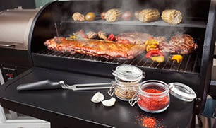 Z Grills makes it to number 1 as our top rated wood pellet smoker