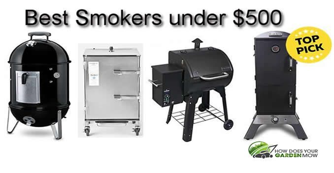 best smokers under 500