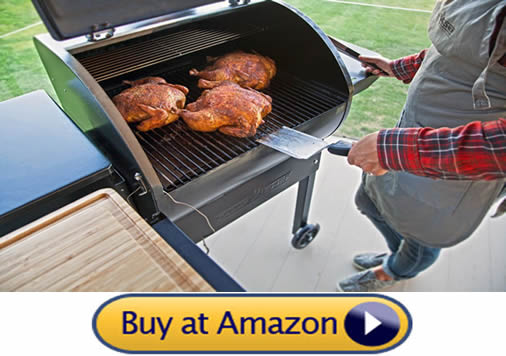camp chef grill and smoker combo