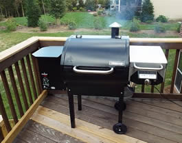 cap chef smokepro best grill and smoker combo