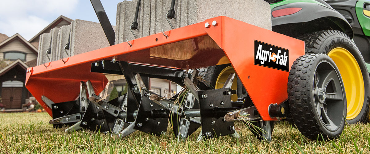 Find The Best Pull Behind Core Aerator For Your Particular