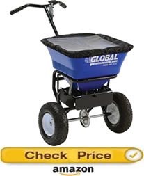 universal spreader - best walk behind salt spreader