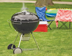 weber grill - how to use a weber charcoal grill