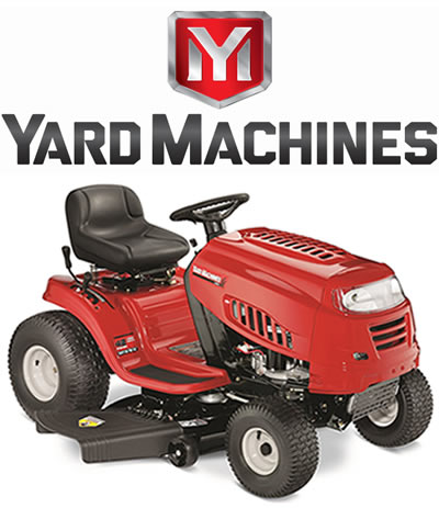yard-machines - Discount Riding Lawn Mowers
