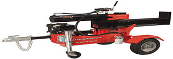 34 ton - best log splitter for the money