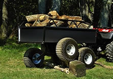 Agri Fab wagon – pull behind wagon for lawn mower