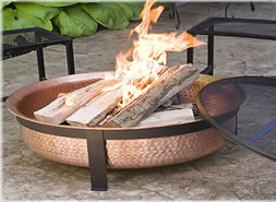 Cobra fire pit - Best Fire Pits for a Deck