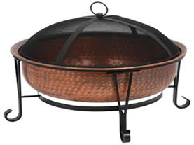 CobraCo - Best Fire Pits for a Deck