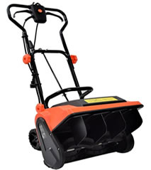 Ejwox electric snow blower