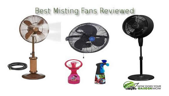 Fans That Spray Water Mist