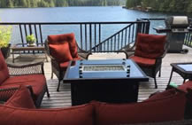Outland Living 401fire table - Best Fire Pits for a Deck