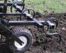 Streamline Industrial tine cultivator tines