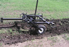 Streamline Industrial tine cultivator
