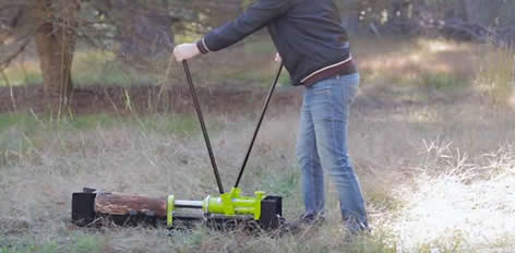 Sun Joe – best log splitter for the money
