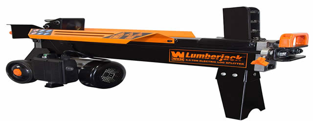 WEN Lumberjack - best log splitter for the money