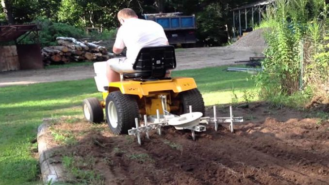 Which is The Best Pull Behind Tiller For Lawn Mower