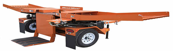 Wood-Mizer FS500 - best log splitter for the money