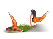 Worx edger and trimmer