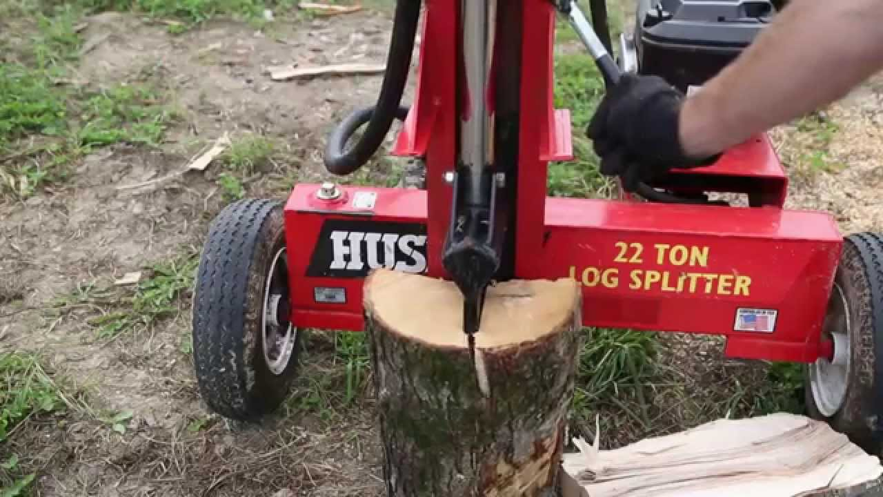 best log splitter for the money